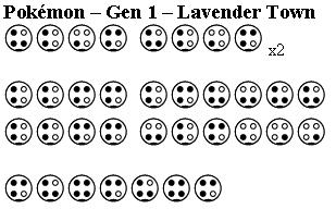 Lavender town pokemon generation 1 click aloadofball Image collections